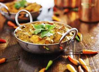 15% Off Online Order at Bombay Spice
